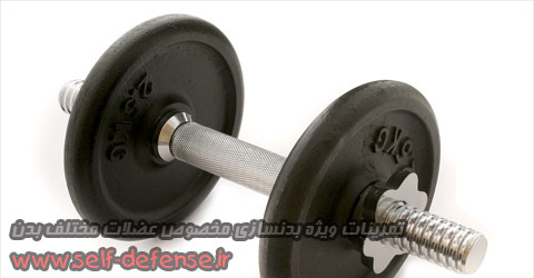 تمرینات بدنسازی مخصوص تمامی نقاط بدن
